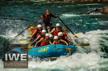 River Rafting Tour in BC