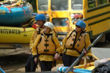 Rafting Safety Training