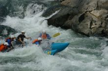 Rafting the Clearwater River