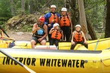 Whitewater Rafting for Families