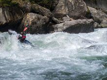 Whitewater Kayaking: Koby