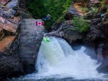 Whitewater Kayaking: Travis