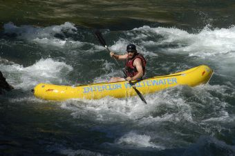 Whitewater Adventure Rafting