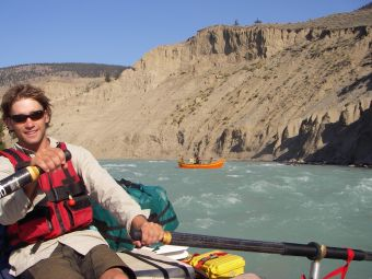 Whitewater Rafting on the Chilcotin and Fraser Rivers